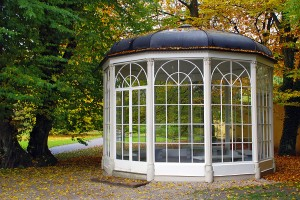 Pavillon Metall